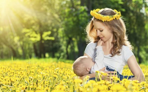 母乳分析仪象征喂养任何液体或固体食物